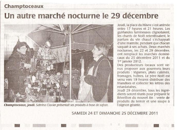 presseocean marché nocturne champtoceaux 29dec2011